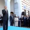 Cumhurbaşkanı Erdoğan Esenboğa da ki Camiyi Açtı