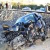 Belediye Başkanı Kaza Çubuk'ta Yaptı 6 Kişi Yaralandı