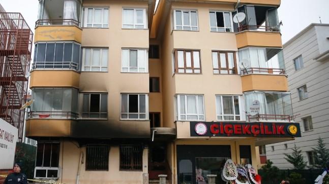 Ankara'daki yangında 4 can gitti