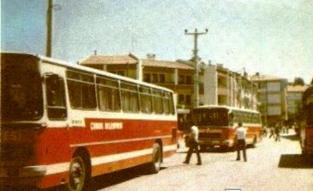Çubuk'tan Bir Nostalji