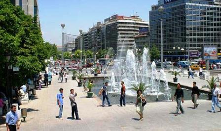 Ankara'ya ''Demokrasi Meydanı''