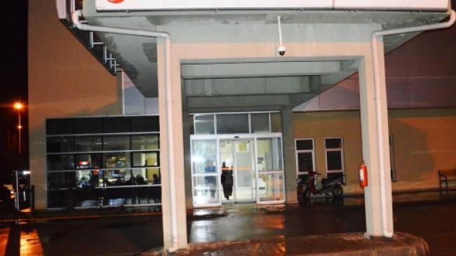 Çubuk'ta Balkondan Düşen Çocuk Yaralandı