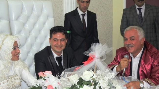 Belediye Çalışanlarından Ayşe Eser'in Mutlu Günü