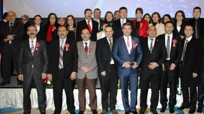 2012 Yılının En İyi İdarecisi Kaymakam Şahin