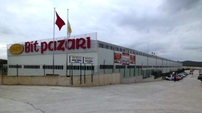 Bit Pazarı Ankara' da Açıldı