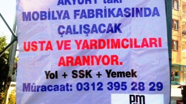 Ankara Mobilya | Yeni Dekor Mobilya İmalat