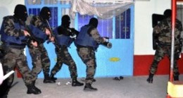 Polis'ten Pursaklar'a Operasyon