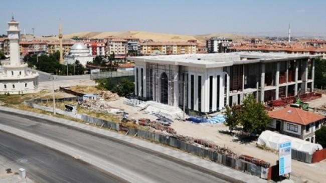 Pursaklar'a Yeni Kongre Merkezi