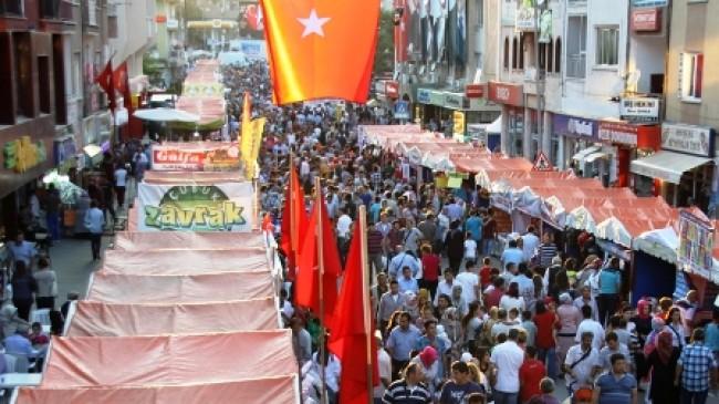 Dünya Çubuk Turşu ve Kültür Festivali'ni Tanıdı
