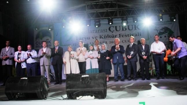 Çubuk Turşu ve Kültür Festivali  Devam Ediyor
