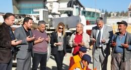 Akyurt'tun Yeni Belediye Binasının Temeli Atıldı