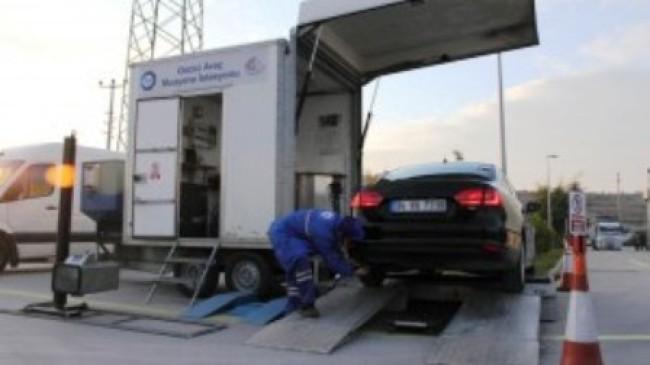 Araç Muayene İstasyonu Çubuk'a Gelecek