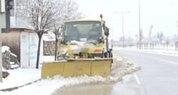 Yetkililer Uyardı Kar Hayatı Esir Aldı