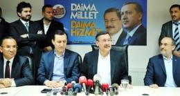 Ankara Yine Melih Gökçek'e Emanet