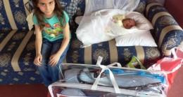 Suriyeli Bebek Pursaklar'a Hoş Geldin