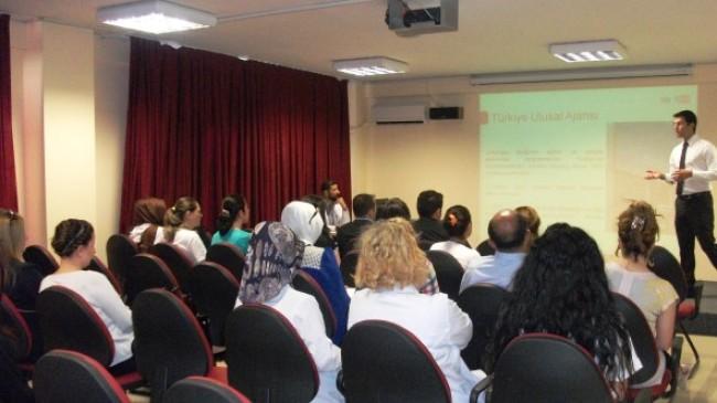 Türkiye Ulusal Ajansından Erasmus Semineri