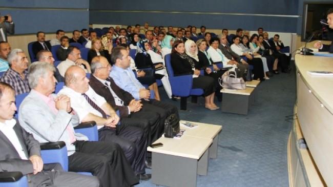 Ak Parti Ankara Yeni İl Yönetimi Oluştu