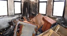 Evde Uyuyan 5 Kişi Yanmaktan Son Anda Kurtuldu
