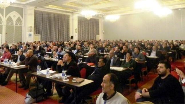 Ankara da Büyük Sınav