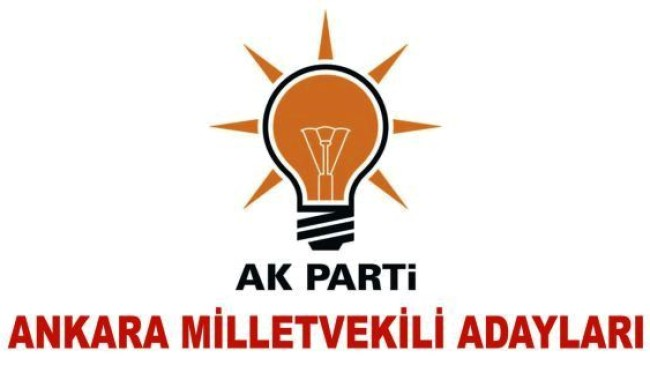 Ankara Ak Parti Milletvekili Adayları Listesi