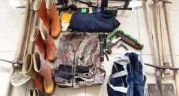 Kaçak Kazı yapan 15 Kişi Yakalandı
