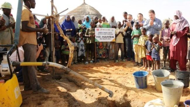 Afrika ya Su Kuyusu Projesi