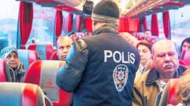 Başkentte Suç Makineleri Yol Denetimlerinde Yakalandı