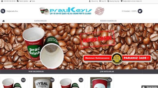 Çay ve Kahvede Pratik Keyif