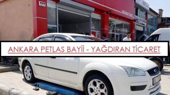 Ankara Petlas Bayii | Oto Lastik Jant