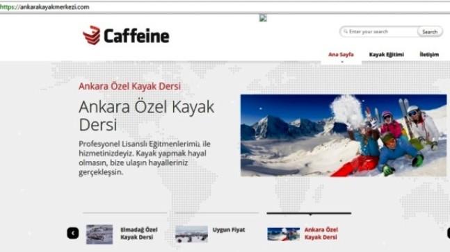 Ankara Kayak Merkezi | Profosyonel Özel Kayak Dersi