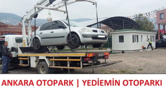 Ankara Otopark | Yediemin Otoparkı