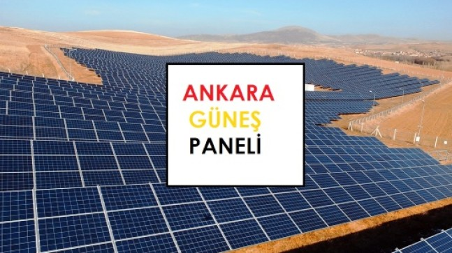 Ankara Güneş Paneli