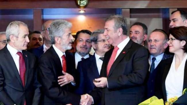 Başkentliler Ankara'yı Mansur Yavaş'a emanet etti