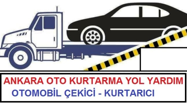Ankara Oto Kurtarma | Otomobil Çekici