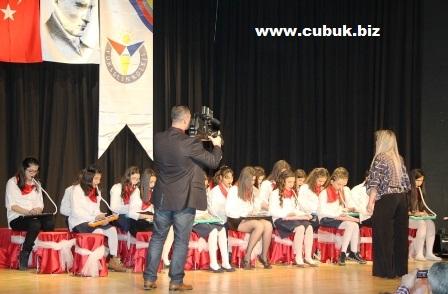 Yükselen Koleji Yenimahalle'de Müzik Ziyafeti Verdi